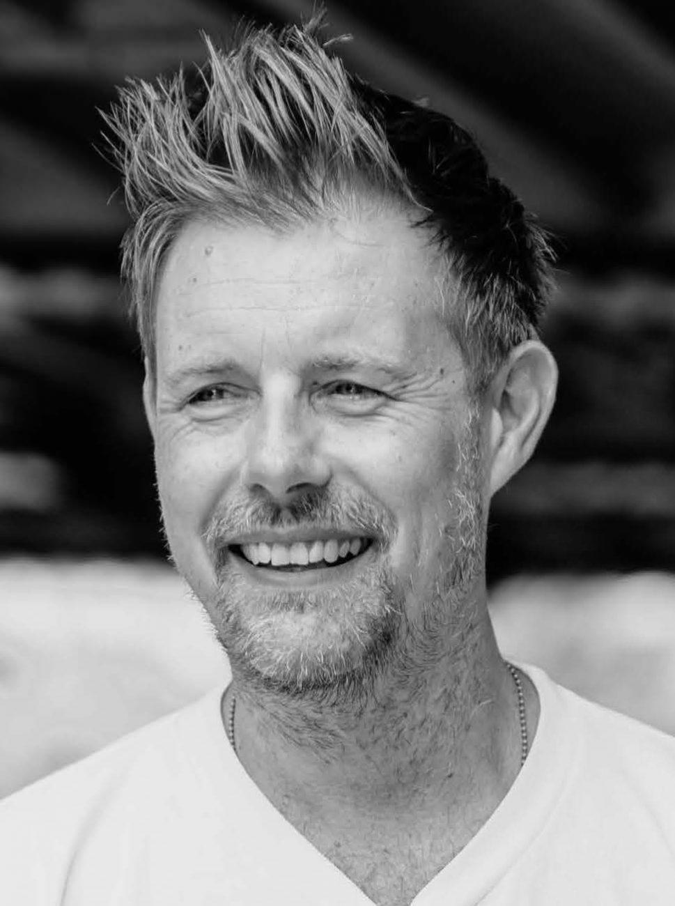 Ian Merricks - Creative Director