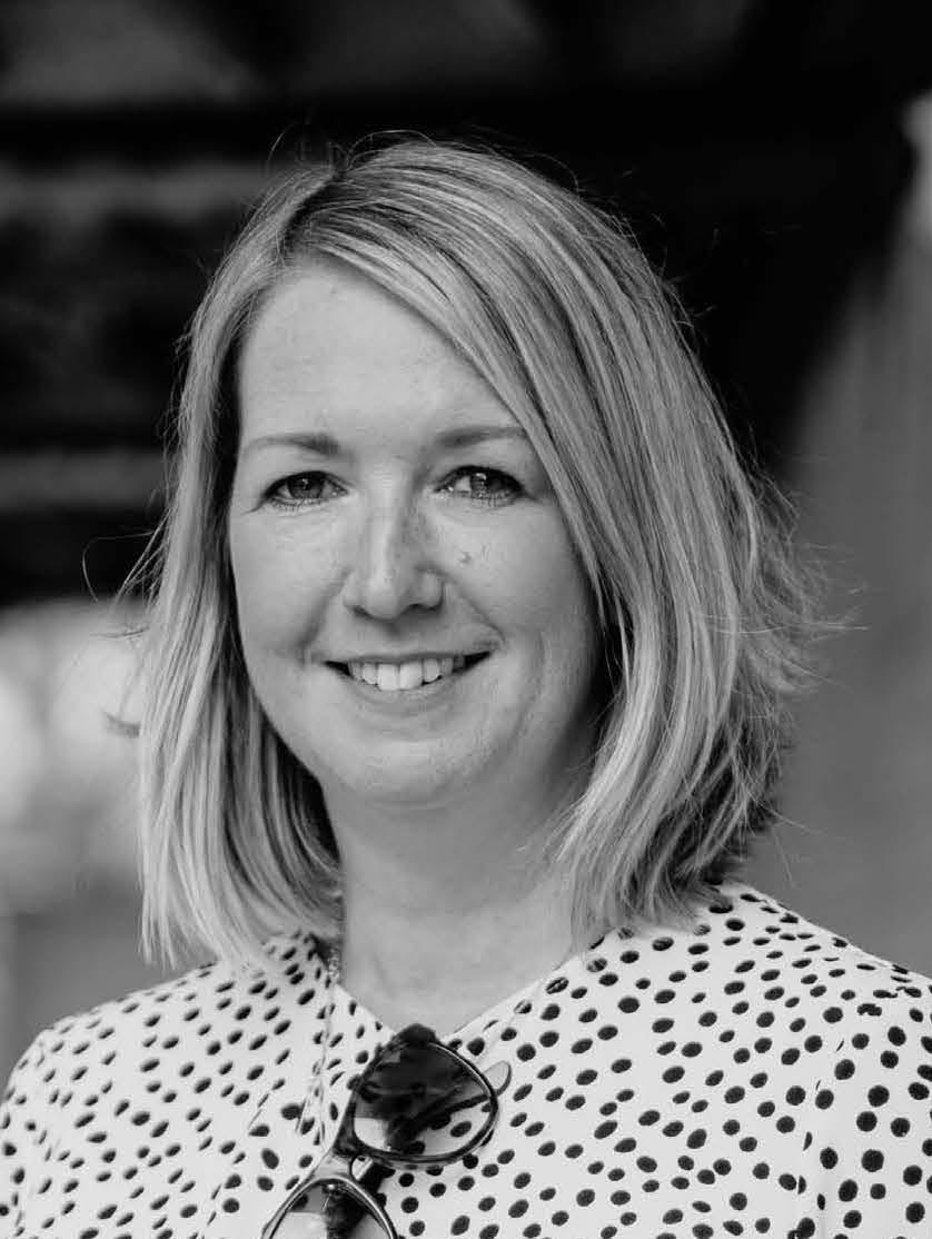 Victoria Ballantyne - Marketing Director